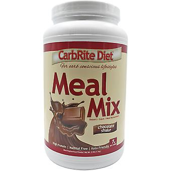 Universal Nutrition CarbRite Diet Low-Carb Meal Replacement Mix - Chocolate