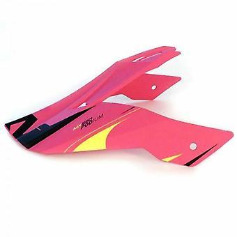 Peak Satin Pink Yellow Black Nitro MX620 JUNIOR