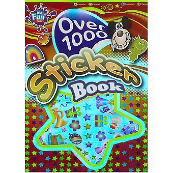Grafix Sticker Book