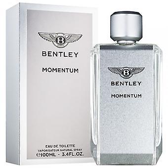 Bentley Momentum Eau de Toilette 100ml Spray