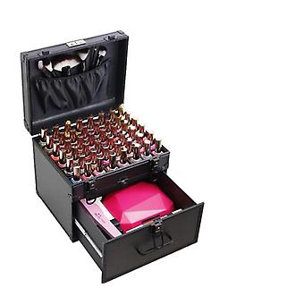 Women Cosmetic Cases,nails Makeup Toolbox