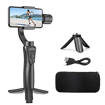 3 Axis handheld gimbal stabilizer anti-shake for ios/android smartphone compatible with phone 11/ x/
