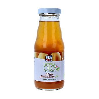 Enkel och ekologisk - äppel aprikos 200 ml