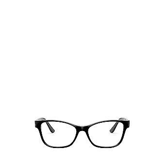 Vogue VO5335 top black / serigraphy female eyeglasses