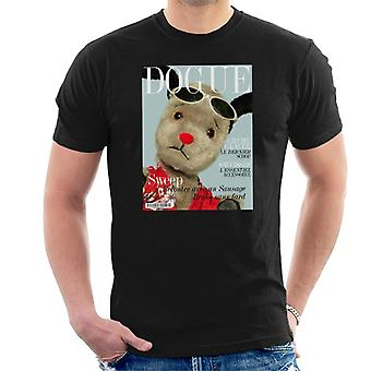 Sooty Sweep Dogue Creme Glacee Men's T-Shirt