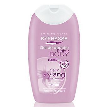 Byphasse Shower Gel Ylang Flower 500 ml