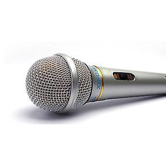 XINGMA AK-319 Dynamic Professional Wired Handheld Karaoke KTV Microphone