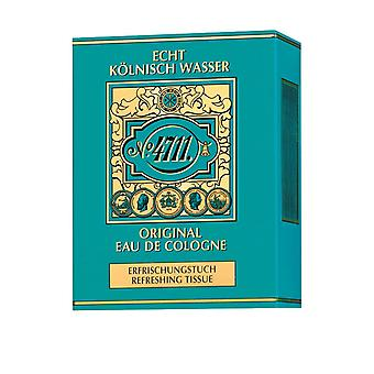 Maurer & Wirtz # 4711 Eau De Cologne Refreshing Tissues DISCON#