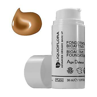 Fluid makeup foundation (Golden summer) 30 ml