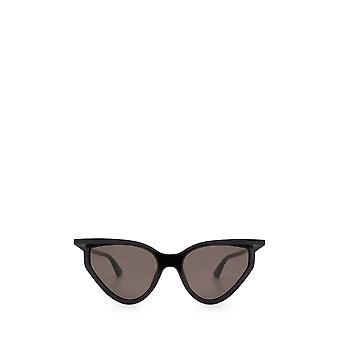 Balenciaga BB0101S svarta kvinnliga solglasögon