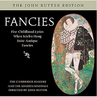 John Rutter - Fancies [CD] USA import