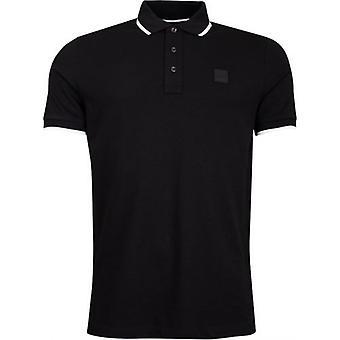 BOSS Parlay 116 Logo Con punta Polo Camisa Polo