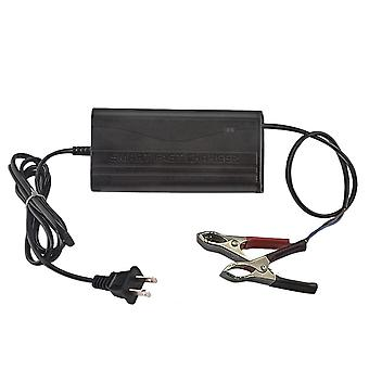 フルオートカーバッテリー充電器100v / 240vから12v 5aスマート高速電力充電