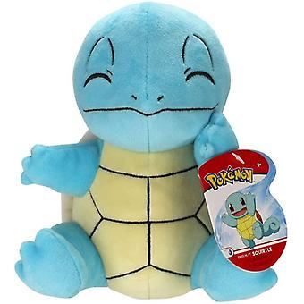 """Pokemon 8"""" Squirtle di peluche"""