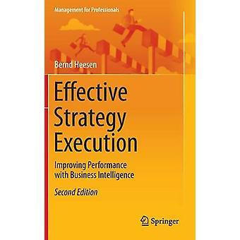 Tehokas strategian toteutus - Suorituskyvyn parantaminen Business Intin avulla
