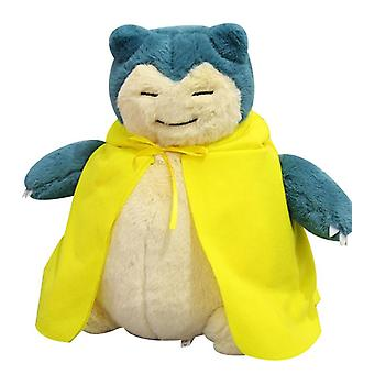 Cute Pika Chu Plush Stuffed Animal Toys With Poncho And Gifts For Children