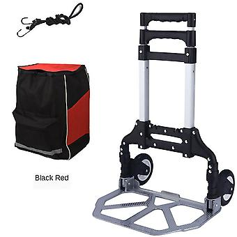 Heavy Duty Hand Truck & Dolly With Shopping Cart Bag