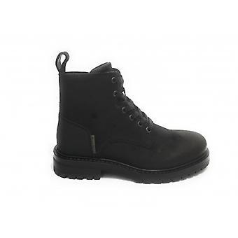 الرجال أحذية طموحة 10958 أسود U21am22 البرمائيات جلد الغزال
