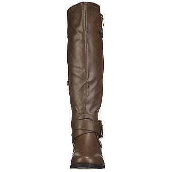 Rampage Womens Hansel Closed Toe Knee High Fashion Boots EBH