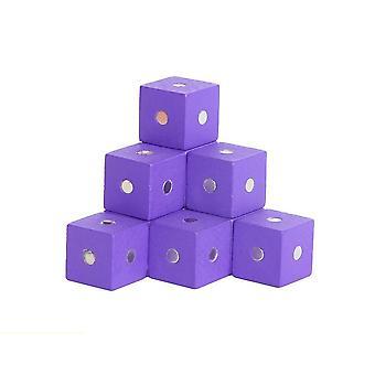 Houten Magnetisch Bouwsteen Stuk speelgoed