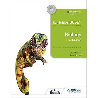 Cambridge IGCSE Biology 4th Edition