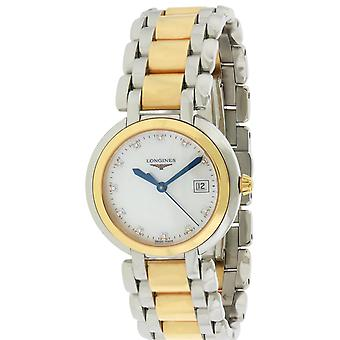 Longines PrimaLuna dameshorloge Two-Tone L81125876