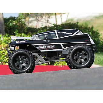 HPI 7167 Grave Robber Clear Body