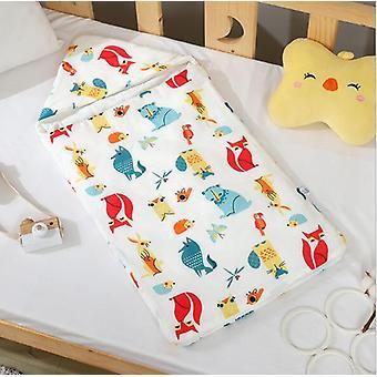 Makuukorin kannettava pinnasänky, Vauvansängyn suojatyyny, Puskurit, Pehmeä pesä