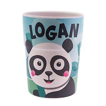 History & Heraldry Bamboo Crew Beaker Panda Logan