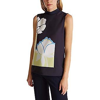 ESPRIT 030eo1k330 T-Shirt, 400/Navy, XXS Women