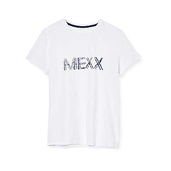 Mexx T-Shirt, White (White 110600), X-Large Woman