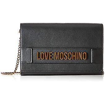 Love Moschino TPU, Damestas, Zwart, Normaal(4)