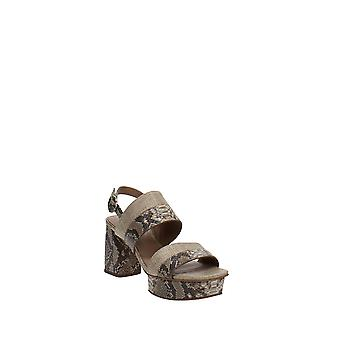Bernardo | Racquel Snake Print Platform Sandals