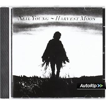 ניל יאנג - תקליטור ירח הקציר