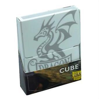 Dragon Shield Cube Shell - White