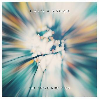 Lights & Motion - Den stora vidöppna vinylen