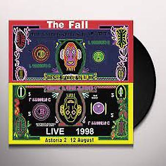 The Fall - Live 1998 Astoria 2 12 August Vinyl