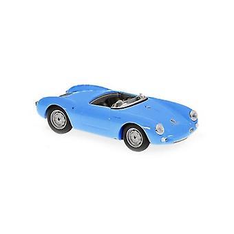Maxichamps 940066031 Porsche 550 Spyder 1955 Blue 1:43 Scale