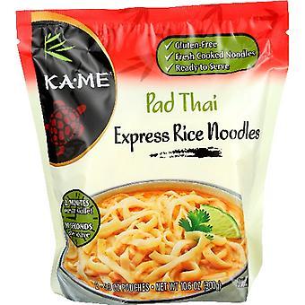 Ka.Me Noodle Rice Pad Thai Expr, Case of 6 X 10.6 Oz