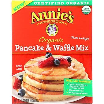 Annie's Homegrown Mix Pancake Waffle Org, Case of 8 X 26 Oz