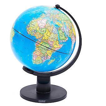 25cm Globus Bildung Drehbarer - Schülerglobus Pädagogische/geografische/moderne