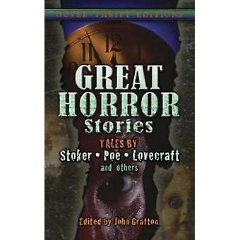 Great Horror Stories by Edited by John Grafton