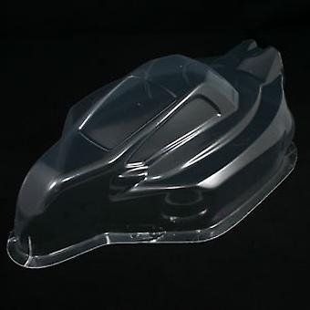 Hobao Hyper 7 Tq2 Karosserie und Aufkleber (Motorloch nicht geschnitten)