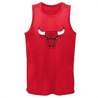 NBA Chicago Bulls Mesh Jersey Vest Mens
