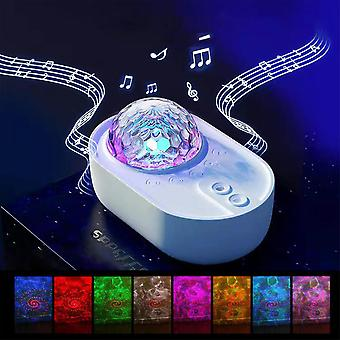 Star Projector Speaker Bedroom/home Theater/night Light Ambiance