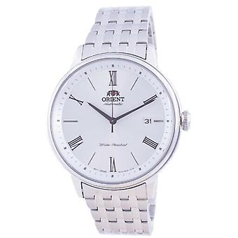 Orient Contemporary White Dial Automatic Ra-ac0j04s10b Montre Homme