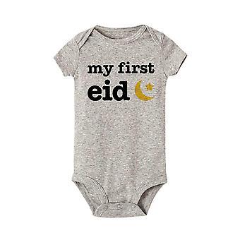 Baby kortærmet buksedragt Rompers Tøj