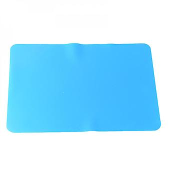 Silicone Flat Heat-insulating Non-slip Dining Table Mat
