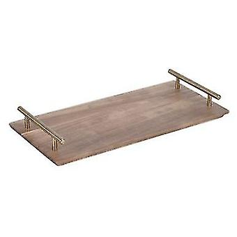 Household storage containers wooden tray with handle dinner plates setting serving tray|storage trays m