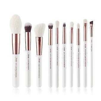 makeup børster sett 10pcs